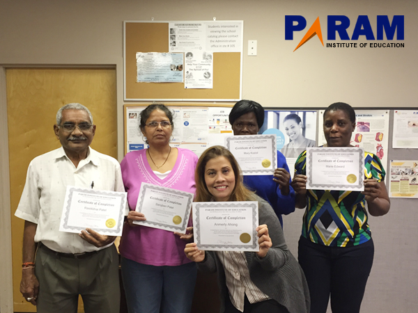 Param Institute of Education Graduates